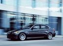 Фото авто BMW 3 серия E90/E91/E92/E93, ракурс: 90 цвет: черный