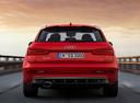 Фото авто Audi RS Q3 8U, ракурс: 180 цвет: красный