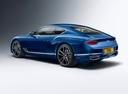 Фото авто Bentley Continental GT 3 поколение, ракурс: 135 - рендер цвет: голубой