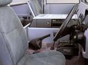 Фото авто Toyota Mega Cruiser BXD20, ракурс: сиденье