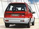 Фото авто Mitsubishi Space Runner 1 поколение [рестайлинг], ракурс: 180
