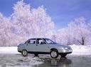 Фото авто ВАЗ (Lada) 2110 1 поколение, ракурс: 270 цвет: серебряный