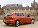 Фото авто Mazda 3 BK, ракурс: 225 цвет: бронзовый