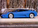 Фото авто Bugatti EB 110 1 поколение, ракурс: 90