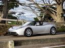 Фото авто Tesla Roadster 1 поколение, ракурс: 45