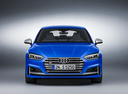 Фото авто Audi S5 F5, ракурс: 0 - рендер цвет: голубой