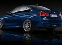 Фото авто BMW M3 F80 [рестайлинг], ракурс: 135 - рендер цвет: синий