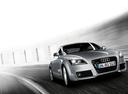 Фото авто Audi TT 8J [рестайлинг],  цвет: серебряный