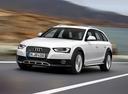Фото авто Audi A4 B8/8K [рестайлинг], ракурс: 45 цвет: белый