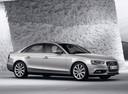 Фото авто Audi A4 B8/8K [рестайлинг], ракурс: 315 цвет: серебряный