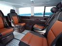 Фото авто Volkswagen Multivan T5 [рестайлинг], ракурс: салон целиком
