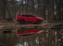 Фото авто Jeep Cherokee KL [рестайлинг], ракурс: 270 цвет: красный