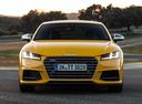Фото авто Audi TT 8S,  цвет: желтый