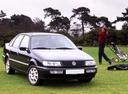 Фото авто Volkswagen Passat B4, ракурс: 315 цвет: черный