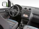 Фото авто Volkswagen Caddy 3 поколение [рестайлинг], ракурс: центральная консоль