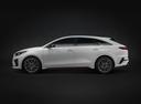 Фото авто Kia Cee'd 3 поколение, ракурс: 90 - рендер цвет: белый