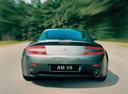 Фото авто Aston Martin Vantage 3 поколение, ракурс: 180