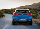 Фото авто BMW X2 F39, ракурс: 90 цвет: синий