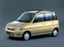 Фото авто Subaru Pleo 1 поколение, ракурс: 45