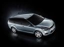 Фото авто Ford Focus 2 поколение [рестайлинг], ракурс: 315 цвет: серый
