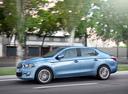 Фото авто Citroen C-Elysee 2 поколение, ракурс: 90 цвет: голубой