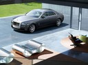 Фото авто Rolls-Royce Ghost 1 поколение, ракурс: 45 цвет: серый