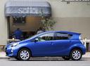 Фото авто Toyota Prius C 1 поколение, ракурс: 90