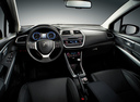 Фото авто Suzuki SX4 2 поколение, ракурс: торпедо