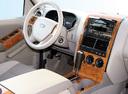 Фото авто Ford Explorer 4 поколение, ракурс: ручка КПП