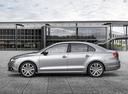 Фото авто Volkswagen Jetta 6 поколение, ракурс: 90 цвет: серебряный