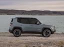 Фото авто Jeep Renegade 1 поколение, ракурс: 270 цвет: серый