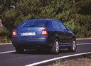 Фото авто Skoda Octavia 1 поколение [рестайлинг], ракурс: 225 цвет: синий