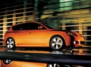 Фото авто Mazda 3 BK, ракурс: 270 цвет: оранжевый