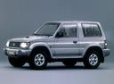 Фото авто Mitsubishi Montero 2 поколение, ракурс: 45