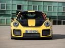 Фото авто Porsche 911 991 [рестайлинг],  цвет: желтый