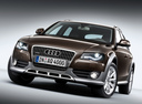 Фото авто Audi A4 B8/8K, ракурс: 45 цвет: коричневый