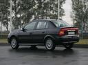 Фото авто Chevrolet Viva 1 поколение, ракурс: 90 цвет: черный