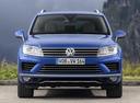 Фото авто Volkswagen Touareg 2 поколение [рестайлинг],  цвет: синий