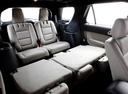 Фото авто Ford Explorer 5 поколение, ракурс: задние сиденья