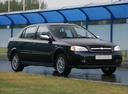 Фото авто Chevrolet Viva 1 поколение, ракурс: 315 цвет: фиолетовый