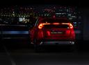 Фото авто Mitsubishi Eclipse Cross 1 поколение, ракурс: 180 цвет: бордовый