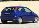 Фото авто Ford Focus 1 поколение [рестайлинг], ракурс: 225 цвет: синий