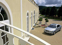 Фото авто Mercedes-Benz S-Класс W220 [рестайлинг], ракурс: 45