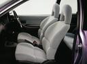 Фото авто Toyota Tercel L40, ракурс: сиденье