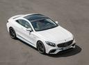 Фото авто Mercedes-Benz S-Класс W222/C217/A217 [рестайлинг], ракурс: сверху цвет: белый