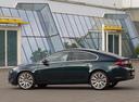 Фото авто Opel Insignia A [рестайлинг], ракурс: 90 цвет: зеленый
