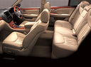 Фото авто Toyota Celsior F30, ракурс: салон целиком