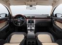 Фото авто Volkswagen Magotan 2 поколение, ракурс: торпедо