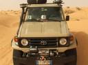 Фото авто Toyota Land Cruiser J70 [2-й рестайлинг],