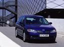 Фото авто Nissan Almera N16 [рестайлинг], ракурс: 315 цвет: синий